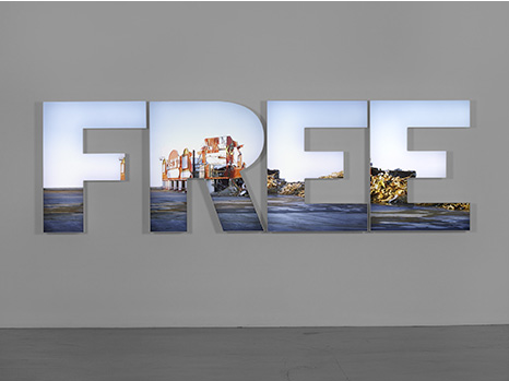 Doug Aitken - Regen Projects - Free