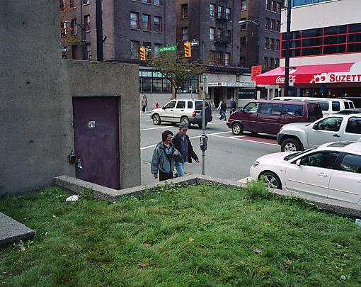 Jeff Wall - Marian Goodman - Intersection