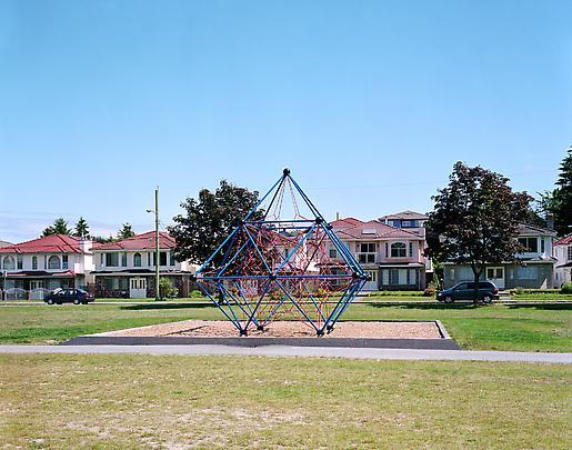 Jeff Wall - Marian Goodman - Playground Structure