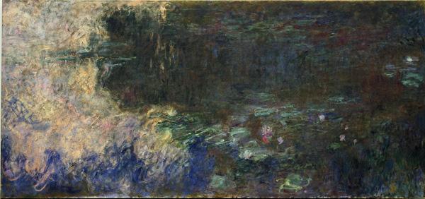 Monet - Water Lilies2