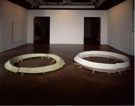 Smoke Rings (Model for Underground Tunnels)