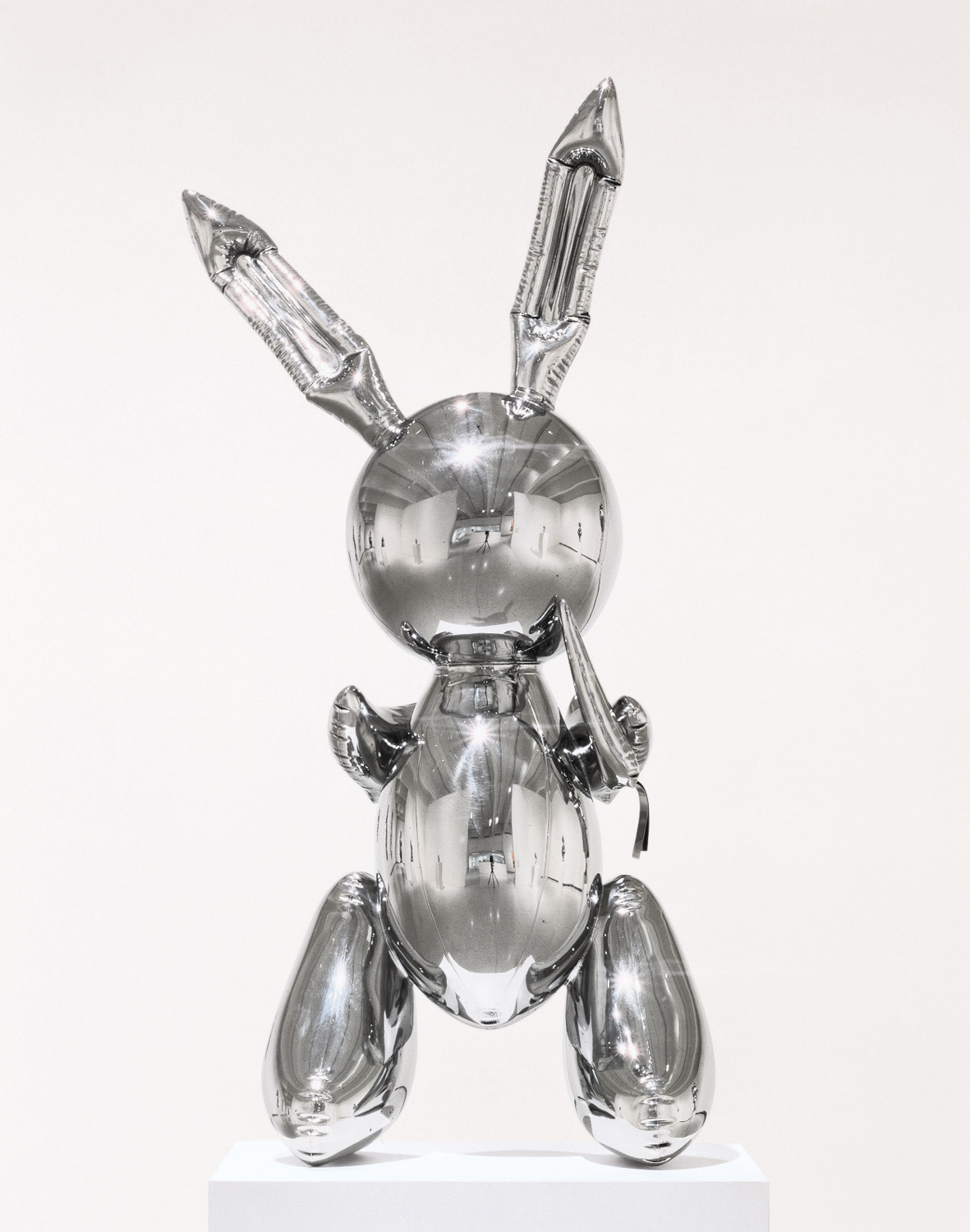 Jeff Koons Rabbit 1986 Pop Life Tate Modern