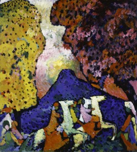 1_Blue Mountain-Kandinsky-1908-09