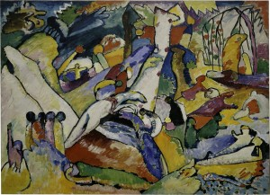 2_Sketch for Composition-Kandinsky