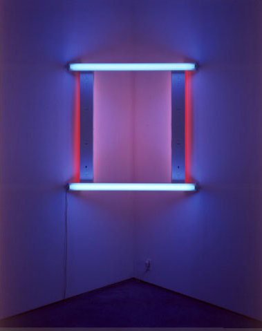 Dan Flavin untitled to Barbara Lipper
