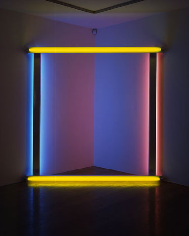 Dan Flavin untitled to donna 5a