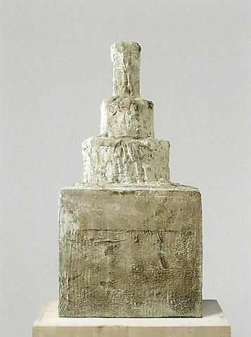 Cy Twombly Gagosian sculpture