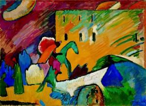 Improvisation 3-Kandinsky-1909