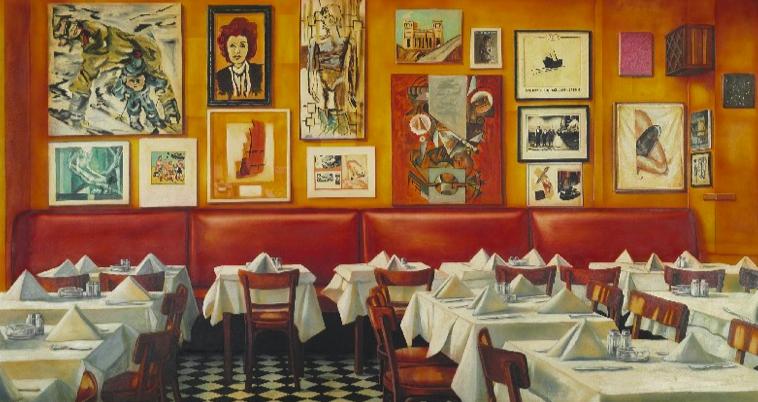 Martin Kippenberger, Paris Bar, 1991 Christies Auction