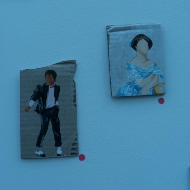 Gideon Rubin at Galerie Karsten Greve