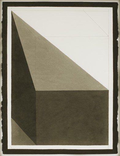 Sol LeWitt Form Derived from a Cubic Rectangle2