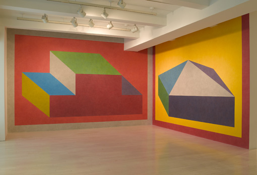 Sol LeWitt Forms Derived from a Cube