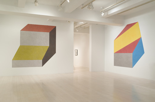 Sol LeWitt Forms Derived from a Cube6