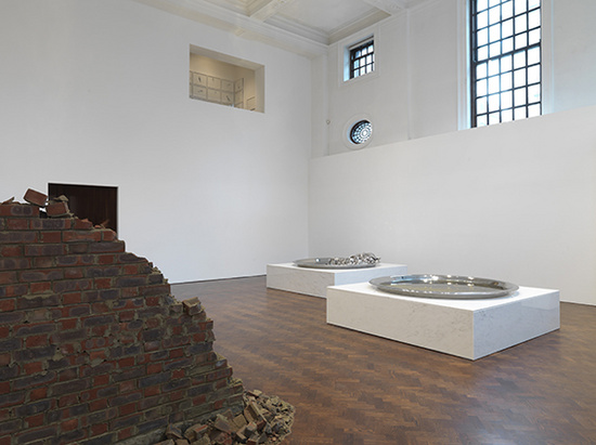 Subodh Gupta Common Man installation view6
