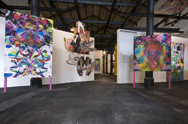 new york minute installation view5