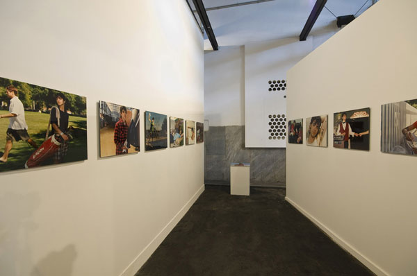 new york minute installation view6