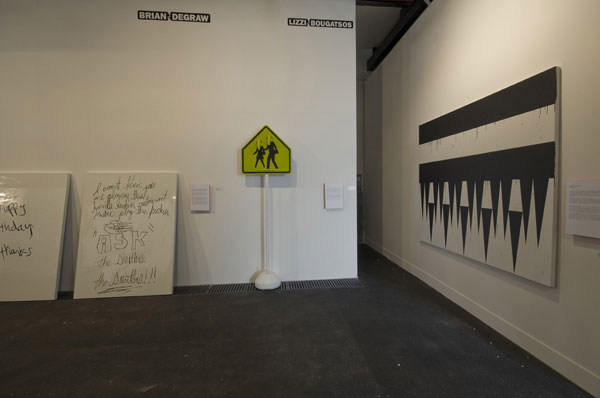 new york minute installation view7