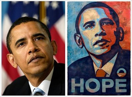 Hope Obama Fairey