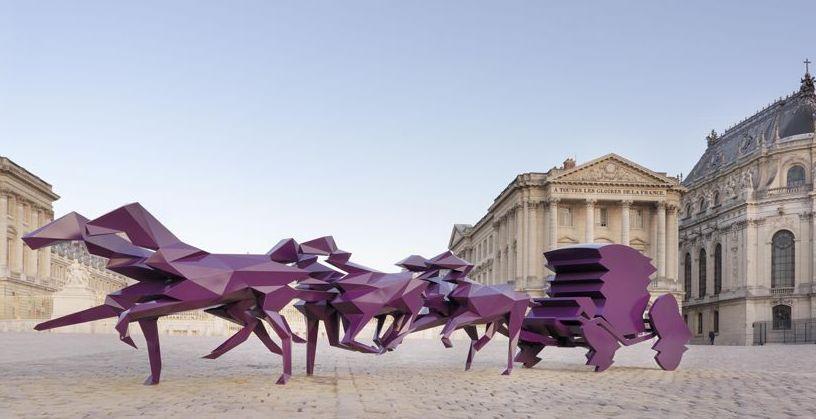 xavier veilhan Versailles