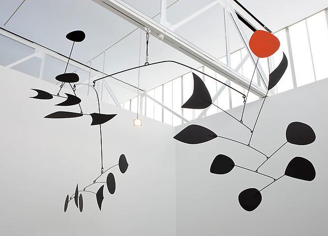 Alexander Calder-Rouge Triomphant-1959-1963