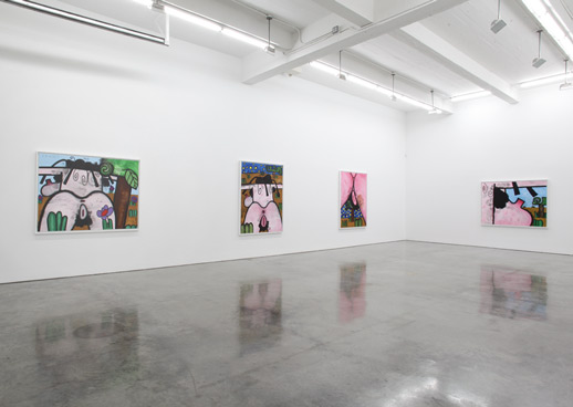 Carroll Dunham Gladstone Gallery