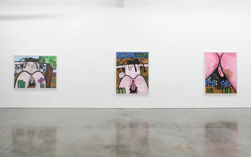 Carroll Dunham Gladstone Gallery3