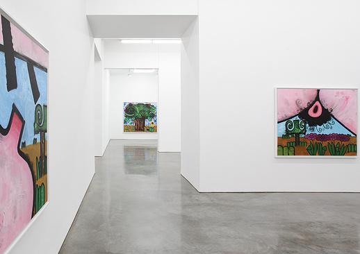 Carroll Dunham Gladstone Gallery4