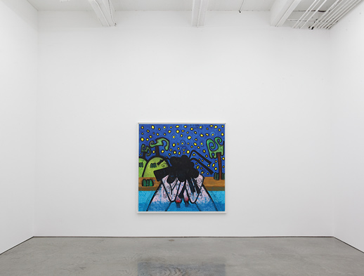 Carroll Dunham Gladstone Gallery7