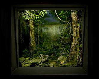 Gonzalez Installation View, 2009, Via Dia Art