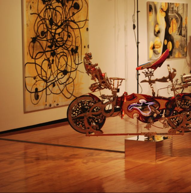 Installation view livestrong deitch