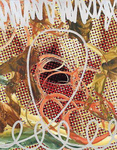 Jeff Koons Gagosian Hole III