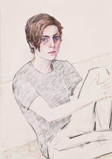 """Peyton, """"Klara Liden"""" 2009, Via Gladstone"""