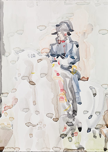 Peyton, Napoleon, (2009) Via Gladstone Gallery