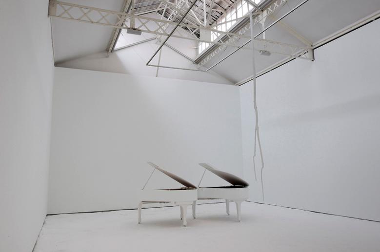 Terence Koh Galerie Thaddaeus Ropac Adansonias