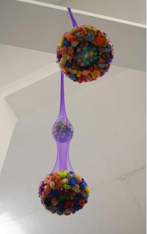 Ernesto Neto-Matter and Figures-2009