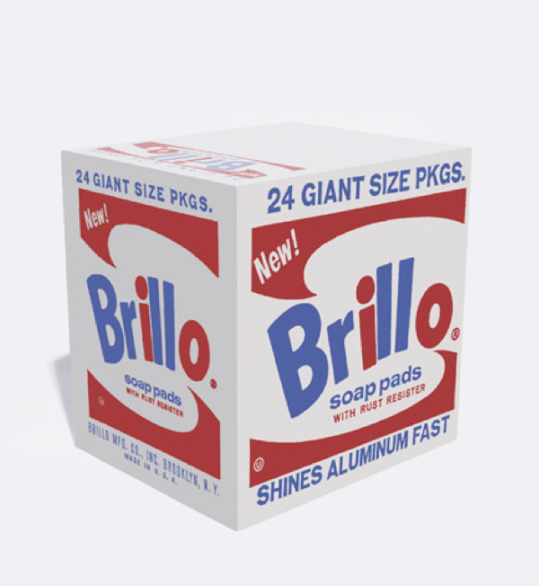Andy Warhol Brillo Box
