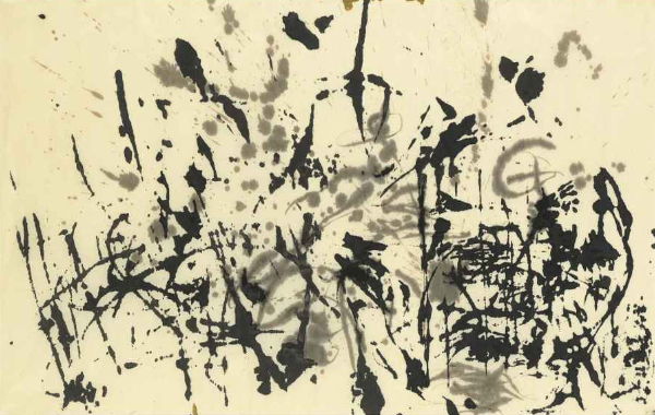 Untitled, Jackson Pollock