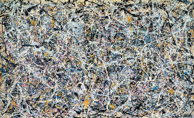 Number 1, 1949 (1949) Jackson Pollock