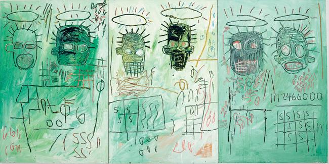 Six Crimee (1982) Jean-Michel Basquiat