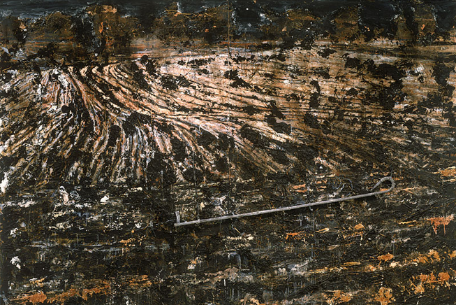 Departure from Egypt (1984) Anselm Kiefer