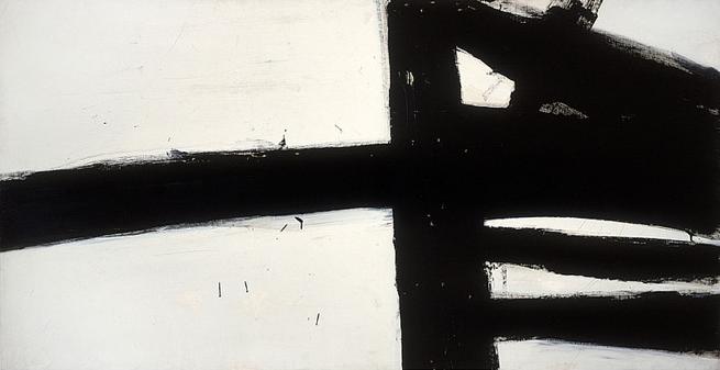 Hazelton (1957) Franz Kline