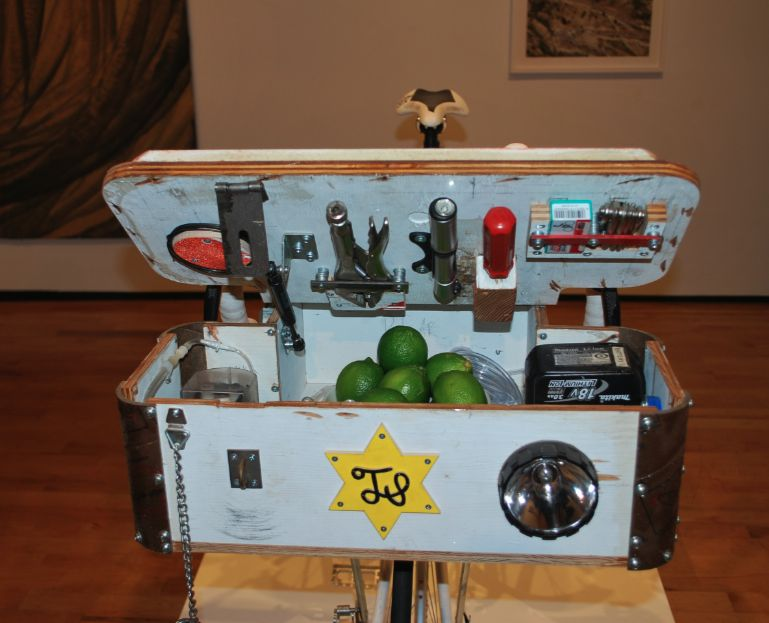 Tom Sachs Deitch Stages