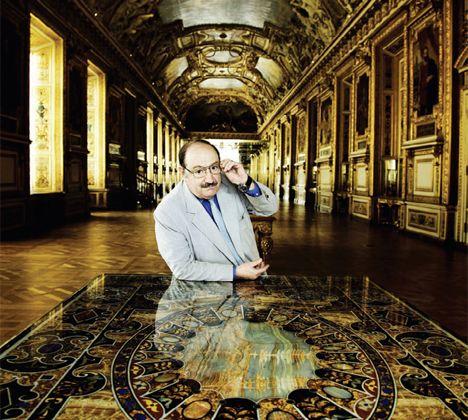 Umberto Eco Louvre