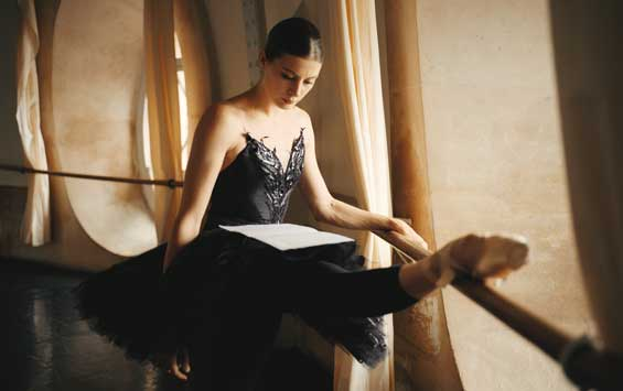 Sophie Calle-Ballerina-Take Care of Yourself-WhiteChapel