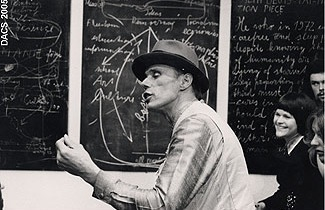 Joseph Beuys- Action Piece- Telegraph