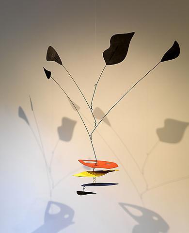 Alexander Calder-installation view-Gagosian Gallery