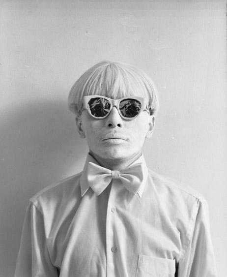 Terence Koh Andy Warhol