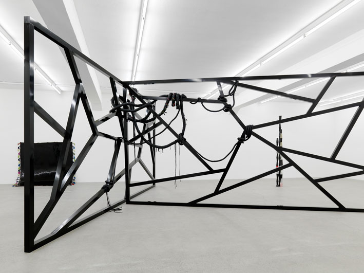 Eva Rothschild Galerie Eva Presenhuber Natural Beauty