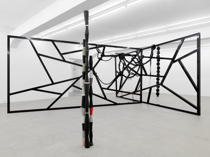 Eva Rothschild Galerie Eva Presenhuber Nerfertiti Natural Beauty