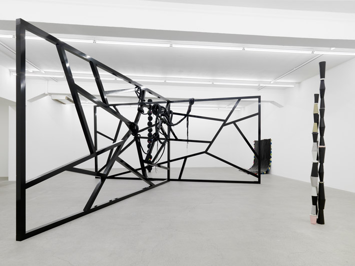 Eva Rothschild Galerie Eva Presenhuber